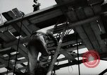 Image of construction work Mainz Germany, 1954, second 38 stock footage video 65675031789