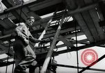 Image of construction work Mainz Germany, 1954, second 40 stock footage video 65675031789