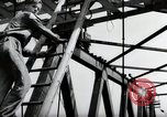 Image of construction work Mainz Germany, 1954, second 43 stock footage video 65675031789