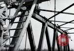Image of construction work Mainz Germany, 1954, second 44 stock footage video 65675031789