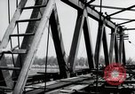 Image of construction work Mainz Germany, 1954, second 48 stock footage video 65675031789