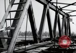 Image of construction work Mainz Germany, 1954, second 49 stock footage video 65675031789