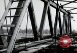 Image of construction work Mainz Germany, 1954, second 51 stock footage video 65675031789