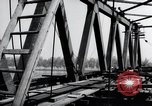 Image of construction work Mainz Germany, 1954, second 52 stock footage video 65675031789
