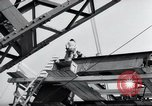Image of construction work Mainz Germany, 1954, second 56 stock footage video 65675031789