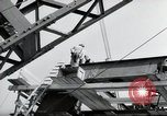 Image of construction work Mainz Germany, 1954, second 60 stock footage video 65675031789