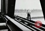 Image of construction work Mainz Germany, 1954, second 62 stock footage video 65675031789