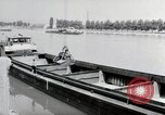 Image of construction work Wiesbaden Germany, 1954, second 27 stock footage video 65675031794