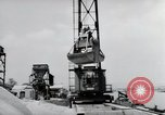 Image of construction work Wiesbaden Germany, 1954, second 37 stock footage video 65675031794
