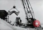 Image of construction work Wiesbaden Germany, 1954, second 46 stock footage video 65675031794