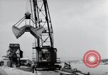 Image of construction work Wiesbaden Germany, 1954, second 47 stock footage video 65675031794