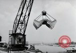 Image of construction work Wiesbaden Germany, 1954, second 49 stock footage video 65675031794