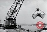 Image of construction work Wiesbaden Germany, 1954, second 50 stock footage video 65675031794
