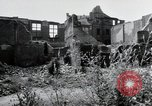 Image of damaged buildings Mainz Germany, 1954, second 22 stock footage video 65675031799