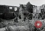 Image of damaged buildings Mainz Germany, 1954, second 29 stock footage video 65675031799