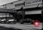 Image of Ford River Rouge Complex Dearborn Michigan USA, 1941, second 3 stock footage video 65675031858