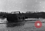 Image of Soldiers standing guard atop a bridge United States USA, 1943, second 6 stock footage video 65675031862