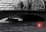 Image of Soldiers standing guard atop a bridge United States USA, 1943, second 18 stock footage video 65675031862