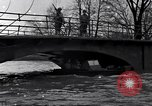 Image of Soldiers standing guard atop a bridge United States USA, 1943, second 21 stock footage video 65675031862