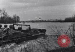 Image of Soldiers standing guard atop a bridge United States USA, 1943, second 46 stock footage video 65675031862