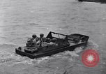 Image of Soldiers standing guard atop a bridge United States USA, 1943, second 59 stock footage video 65675031862