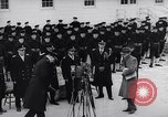 Image of Henry Ford speaks at Navy Service School United States USA, 1941, second 2 stock footage video 65675031866