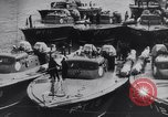 Image of Mosquito Boat Logo Florida United States USA, 1941, second 3 stock footage video 65675031867