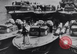 Image of Mosquito Boat Logo Florida United States USA, 1941, second 5 stock footage video 65675031867