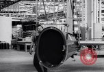 Image of BT-13 Valiant training plane being manufactured at Vultee Aircraft plant California United States USA, 1941, second 32 stock footage video 65675031871