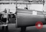 Image of BT-13 Valiant training plane being manufactured at Vultee Aircraft plant California United States USA, 1941, second 35 stock footage video 65675031871