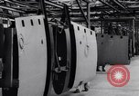 Image of BT-13 Valiant training plane being manufactured at Vultee Aircraft plant California United States USA, 1941, second 46 stock footage video 65675031871
