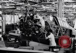 Image of BT-13 Valiant training plane being manufactured at Vultee Aircraft plant California United States USA, 1941, second 50 stock footage video 65675031871