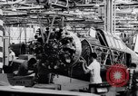 Image of BT-13 Valiant training plane being manufactured at Vultee Aircraft plant California United States USA, 1941, second 51 stock footage video 65675031871