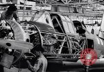 Image of BT-13 Valiant training plane being manufactured at Vultee Aircraft plant California United States USA, 1941, second 54 stock footage video 65675031871