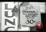 Image of Restaurants in Miami  Miami Florida USA, 1936, second 6 stock footage video 65675031876