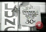 Image of Restaurants in Miami  Miami Florida USA, 1936, second 11 stock footage video 65675031876