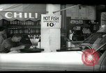 Image of Restaurants in Miami  Miami Florida USA, 1936, second 17 stock footage video 65675031876