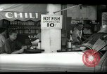 Image of Restaurants in Miami  Miami Florida USA, 1936, second 22 stock footage video 65675031876