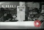 Image of Restaurants in Miami  Miami Florida USA, 1936, second 25 stock footage video 65675031876