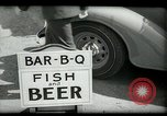 Image of Restaurants in Miami  Miami Florida USA, 1936, second 34 stock footage video 65675031876