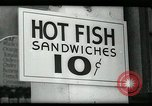 Image of Restaurants in Miami  Miami Florida USA, 1936, second 46 stock footage video 65675031876