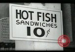 Image of Restaurants in Miami  Miami Florida USA, 1936, second 48 stock footage video 65675031876