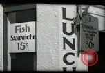 Image of Restaurants in Miami  Miami Florida USA, 1936, second 52 stock footage video 65675031876