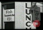 Image of Restaurants in Miami  Miami Florida USA, 1936, second 54 stock footage video 65675031876