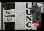 Image of Restaurants in Miami  Miami Florida USA, 1936, second 56 stock footage video 65675031876