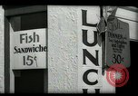 Image of Restaurants in Miami  Miami Florida USA, 1936, second 58 stock footage video 65675031876