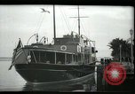 Image of tourists at restaurants West Palm Beach Florida USA, 1936, second 6 stock footage video 65675031877