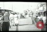 Image of tourists at restaurants West Palm Beach Florida USA, 1936, second 18 stock footage video 65675031877