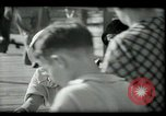 Image of tourists at restaurants West Palm Beach Florida USA, 1936, second 33 stock footage video 65675031877