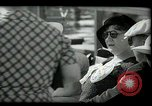 Image of tourists at restaurants West Palm Beach Florida USA, 1936, second 34 stock footage video 65675031877
